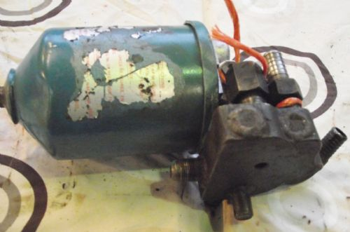 Tractor / Ditcher Oil Filter Unit